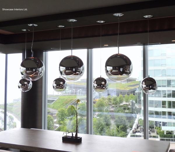 Vancouver Lighting installations