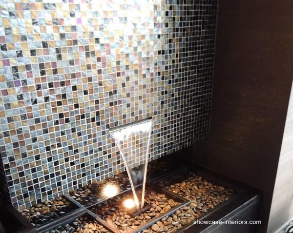 Showcase Interiors Ltd. Water Feature