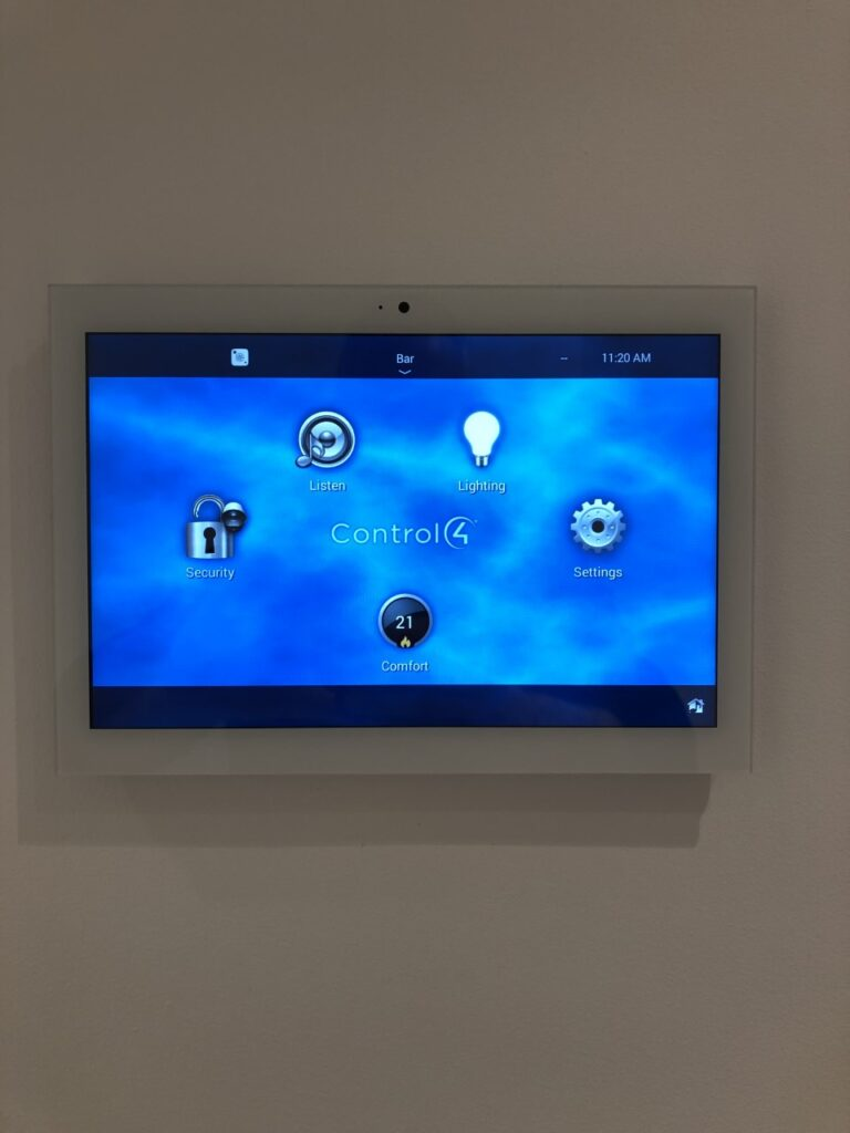 Control 4 Home Automation
