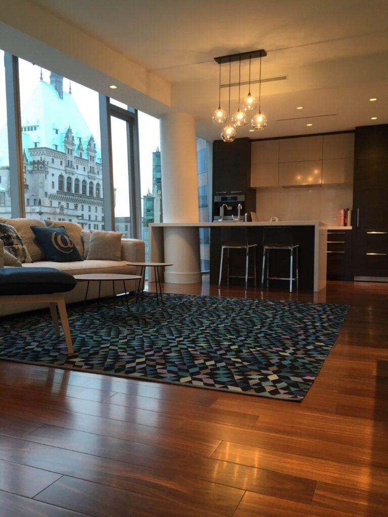 Hotel Vancouver Hardwood