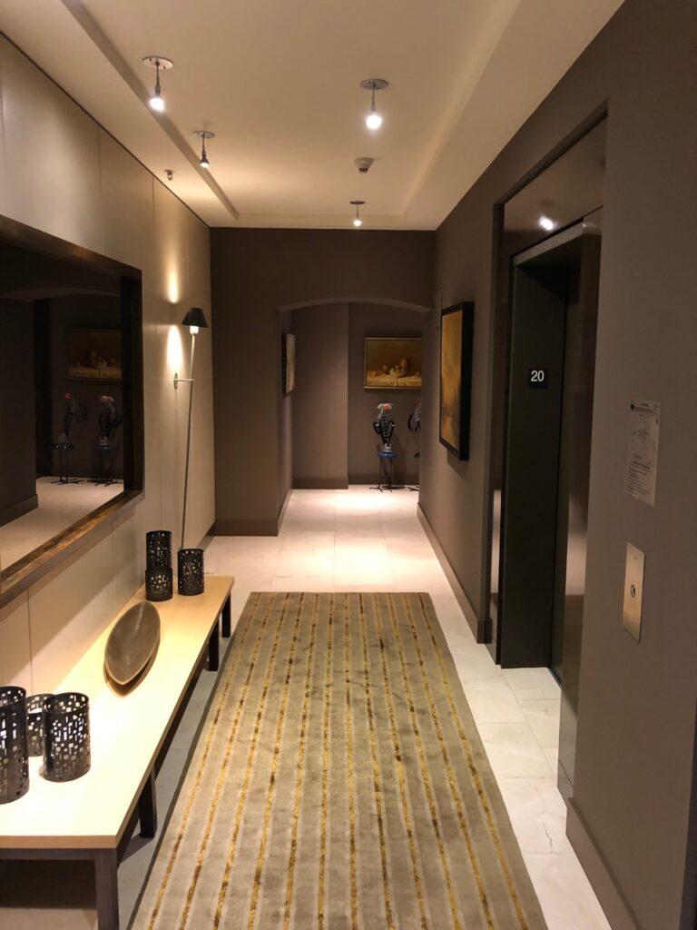 Custom Elevator Lobby