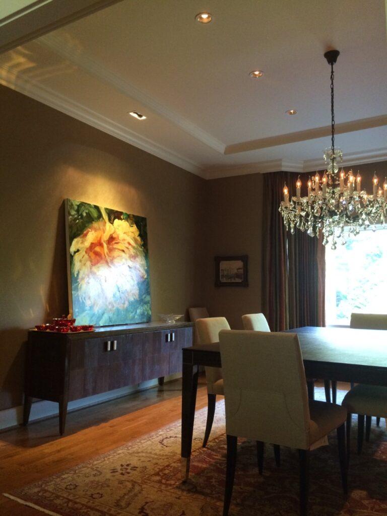 Lighting and Art Installation
